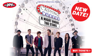 Casting Crowns - A Night Under the Stars Parking Lot Tour