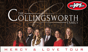 The Collingsworth Family-Mercy & Love Tour